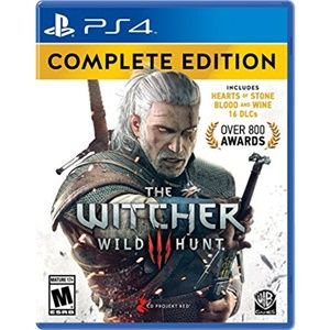 The Witcher 3: Wild Hunt Complete Edition (Playstation 4)