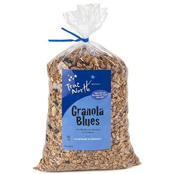 Bulk Blueberry Cashew Almond Granola, All Natural and non GMO by True North Granola