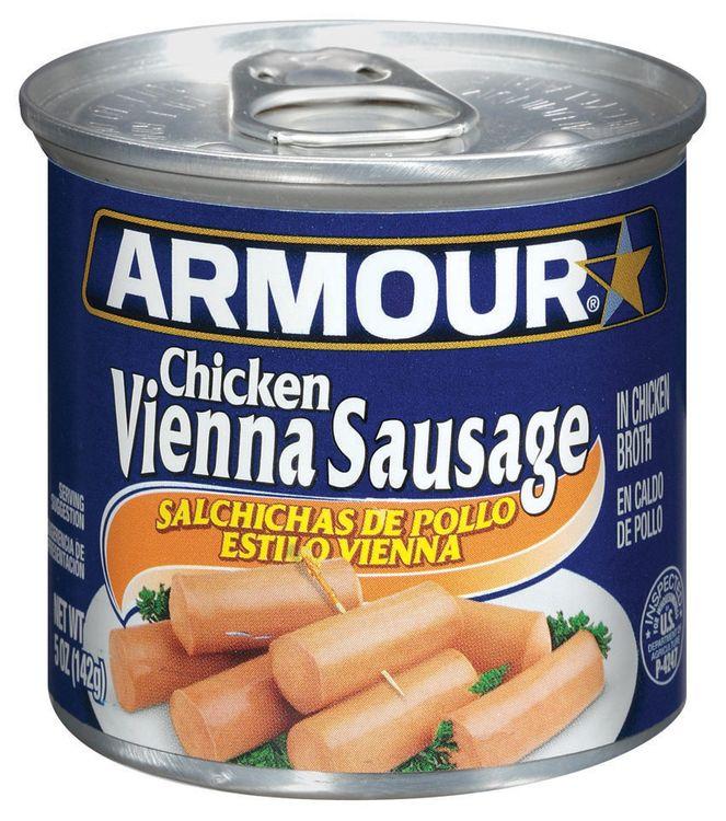 Armour Chicken Vienna Sausage