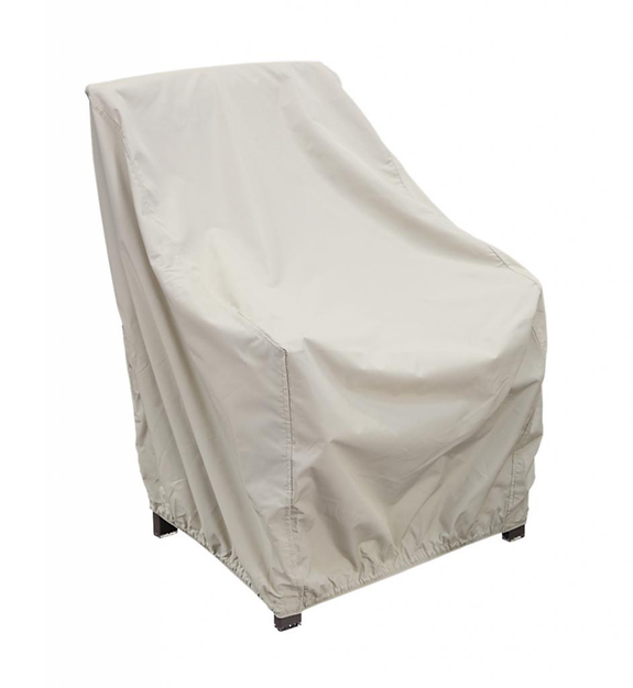 Swim Time High-Back Patio Chair Winter Cover NU562