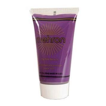(3 Pack) mehron Fantasy F-X Makeup Water Based - Purple : Beauty