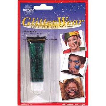 Glitter Wear Green Makeup Accessory