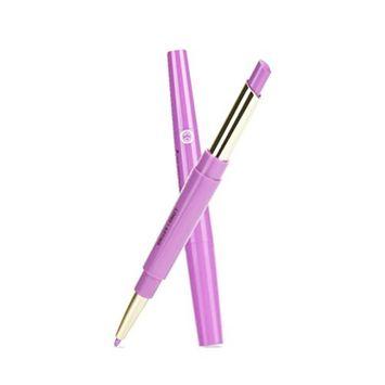 Alonea Lip Liner Stick, Long Lasting Double-end Lasting Waterproof Lip Liner Stick Pencil 12 Color (03)