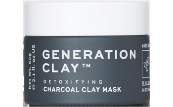 GENERATION CLAY™ Detoxifying Charcoal Clay Mask