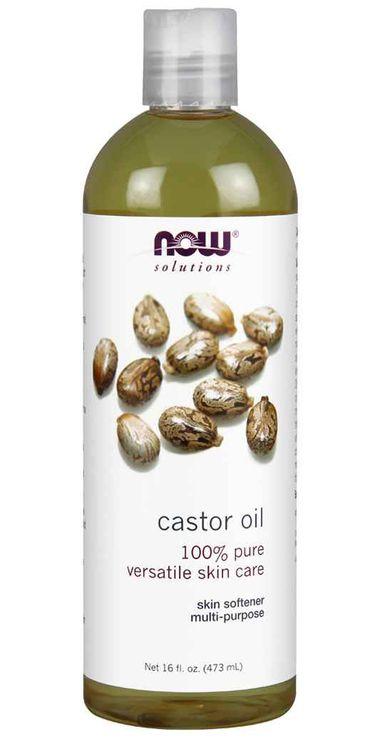 Botanic Choice NOW Foods    Castor Oil
