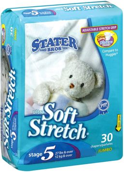 Stater bros Ultra Soft Stretch Stage 5 Jumbo