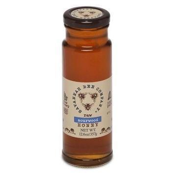 Savannah Bee Company Sourwood Honey (12 Ounce Tower Jar)