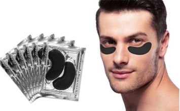 One & Only Men's Bamboo, Charcoal, and Collagen Under-Eye Treatment