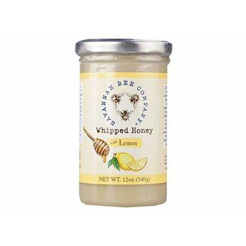 Savannah Bee Company Whipped Honey with Lemon 12oz