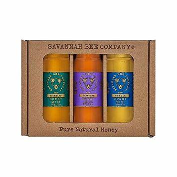 International Honey 12oz Gift Set by Savannah Bee Company [International Honey]