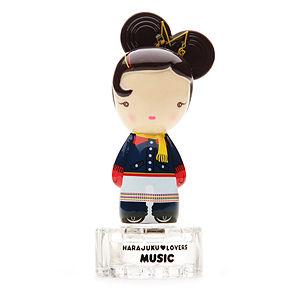 Harajuku Lovers Fragrance Music Snow Bunny Eau de Toilette Spray