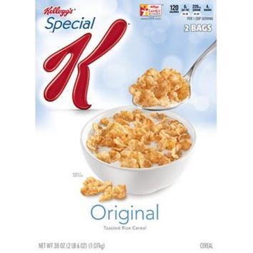 Kellogg's Special K Original, 2 pk./19 oz. AS