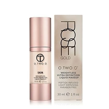 O.TWO.O Whitening Liquid Foundation Concealer Moisturizer Oil-control Waterproof Makeup