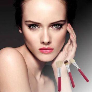 10PCS Universal Cosmetic Makeup Brushes Foundamantal Eyeshadow Brushes