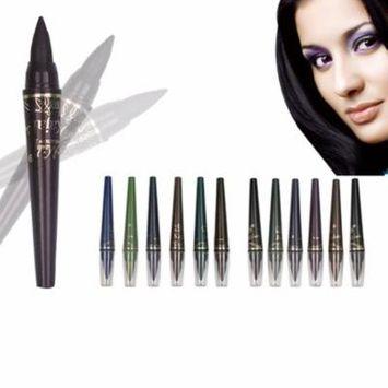 6 Colors Makeup Pen Waterproof eye shadow Cosmetic Makeup Pearl Eyelip Shadow