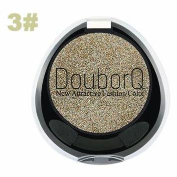 Glitter Eyeshadow Shiny Shimmer Highlighter Waterproof Pigments Long Lasting Eye Shadow Eye Makeup Cosmetic