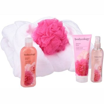 Bodycology Sweet Love Gift Set, 5 piece