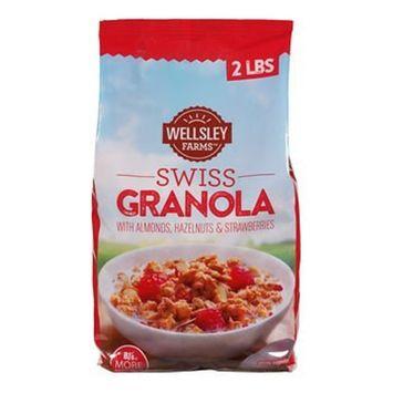 Wellsley Farms Swiss Granola, 2 lbs. AS