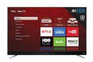 TCL - 65C807 - TCL C 65C807 65 2160p LED-LCD TV - 16:9 - 4K UHDTV - 3840 x 2160 - 8 W RMS - LED Backlight - Smart TV - 3
