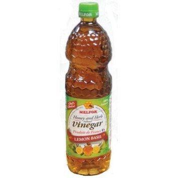 Melfor Lemon Basil Honey & Herb Vinegar