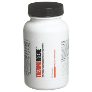 Thermodrene Inferno660 Weight Loss Dietary Supplement, 90-Count Bottles