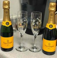 Veuve Clicquot Yellow Label Brut Champagne - 750ml Bottle uploaded by Cara C.