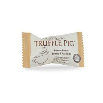 Hagensborg Truffle Pig'lets Peanut Butter-Singles