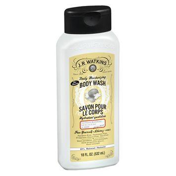 J.r. Watkins J.R Watkins Coriander & Cedar Daily Moisturizing Body Wash - 18 oz