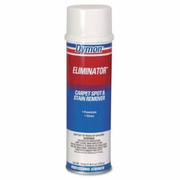 DYM10620 - Eliminator Carpet Spot amp; Stain Remover, 20oz, Aerosol