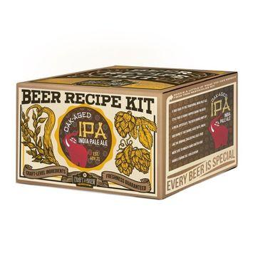 Craft a Brew Oak Aged IPA Beer Recipe Kit [Oak Aged IPA]