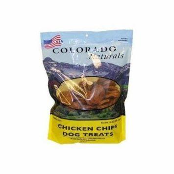 Colorado Naturals Chicken Chips Dog Treats 16 oz. Chicken