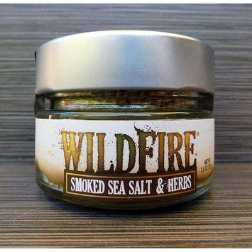 Wildfire Smoked Sea Salt & Herbs