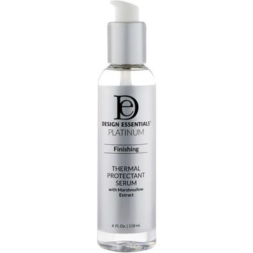 Thermal Protectant Serum With Marshmallow Extract