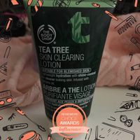 THE BODY SHOP® Tea Tree Mattifying Lotion uploaded by Anne G.