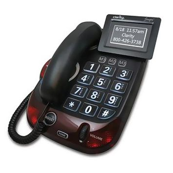 Clarity SEMPRE Amplified Telephone With Bluetooth 58271