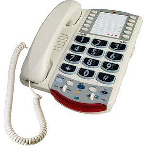 Clarity 54000.001 Talking-Keypad Amplified Phone