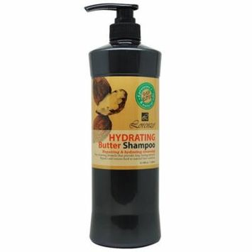 Lorenzo Hydrating Butter Shampoo 33.78 fl. oz. / 1000 ml with Shea Butter
