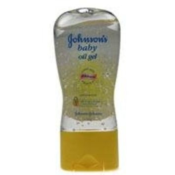Johnson's Baby Oil Gel with Chamomile (200ml)