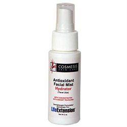 Life Extension Anti-Oxidant Facial Mist Hydrator