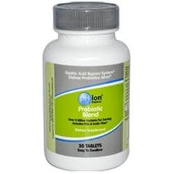 pHion Balance Probiotic Blend 30 Tablets