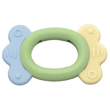 Green Sprouts Cornstarch Ring Teether