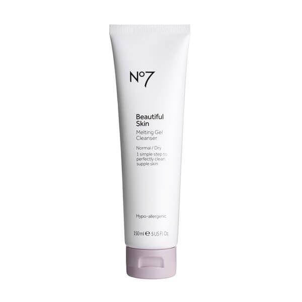 No7 Beautiful Skin Melting Gel Cleanser