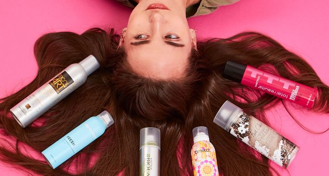 The Holy Grail of Dry Shampoo is Coming Your Way