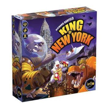 Iello Games Iello 51170 King Of New York Board Games