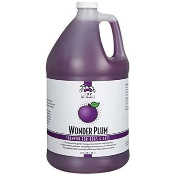 Top Performance Wonder Plum Dog and Cat Shampoo, 17-Ounce