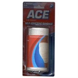 Ace 4 Inch Self Adhering Athletic Bandage 1 ea
