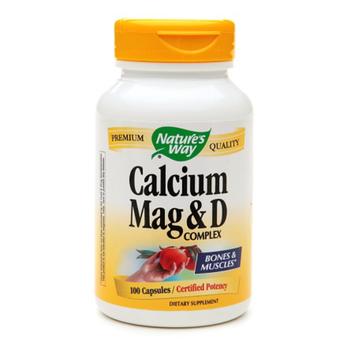 Nature's Way Calcium Mag & D Complex