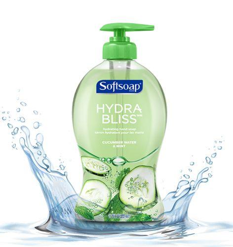 Softsoap® Cucumber Water & Mint Hydra Bliss™ Hand Soap