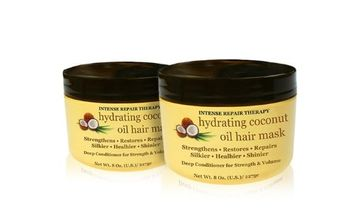 Yphone Tested And Certified Therapeutic Repair Hair Mask Reduces Hair Fall- Coconut Oil