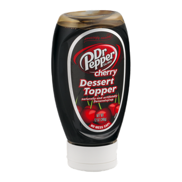 Dr Pepper® Cherry Dessert Topper
